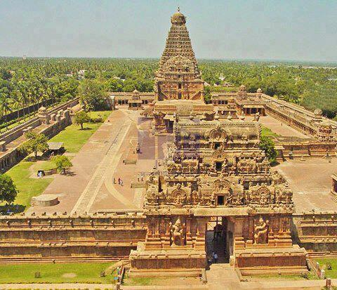 Thanjavur Big Temple