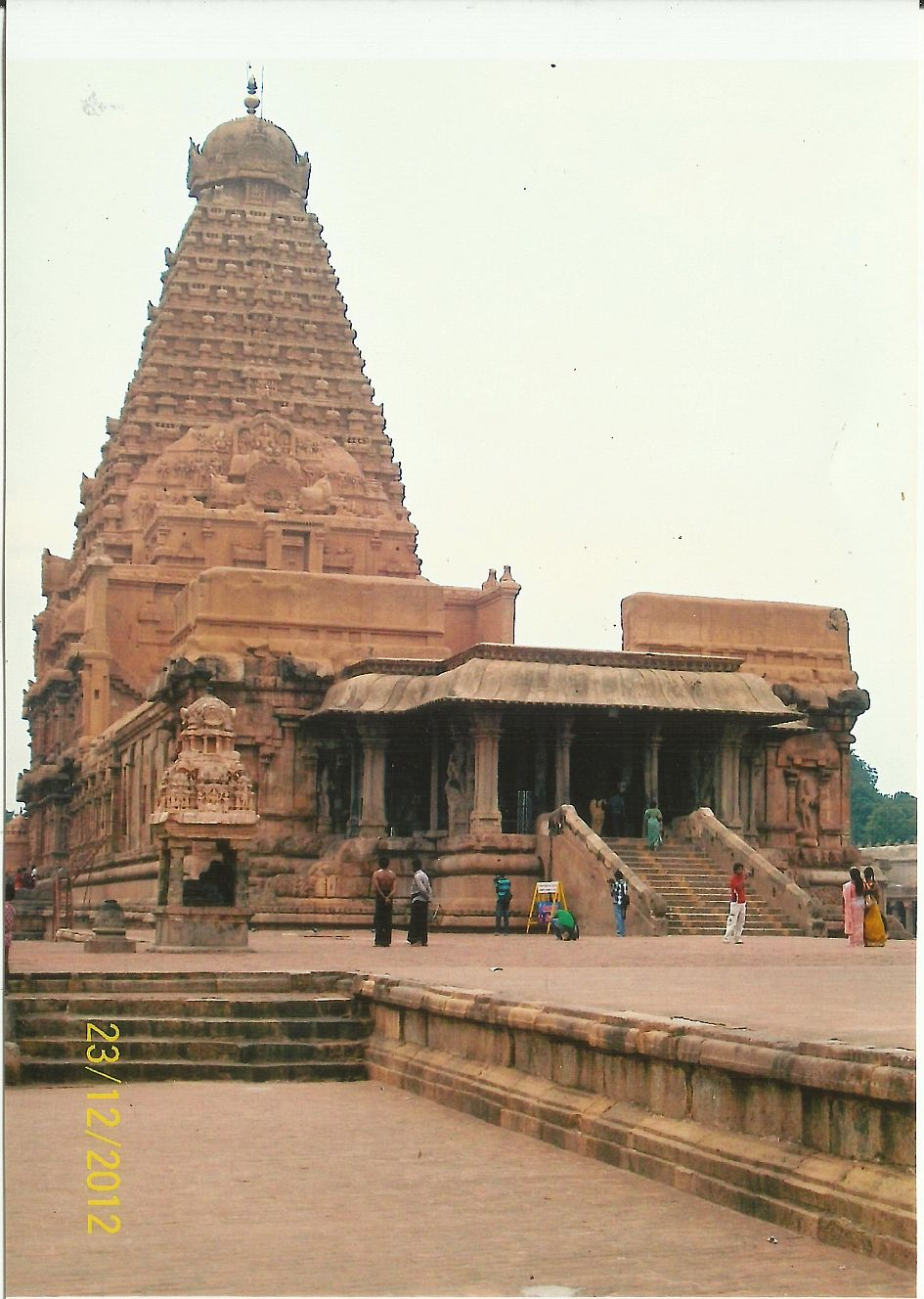 Big Temple Tower