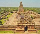 Big Temple of Thanjavur - Elevation view